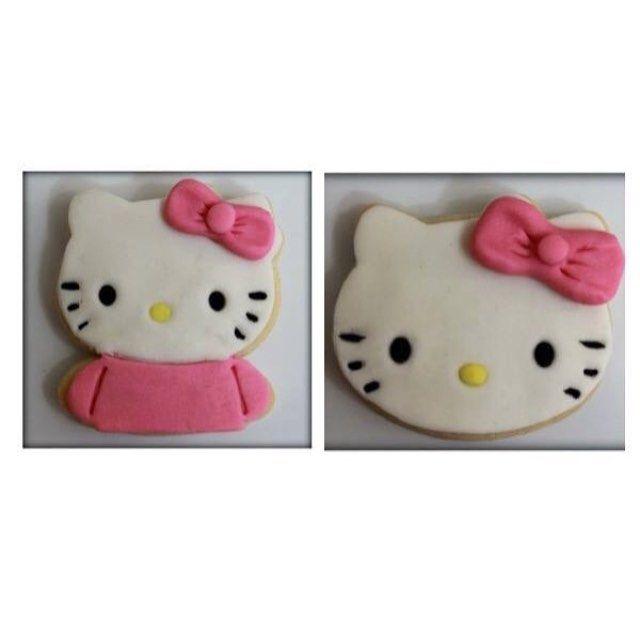 Hello Kitty  #hellokitty #hellokittycookies #hellokittycookie #hellokittykurabiye
