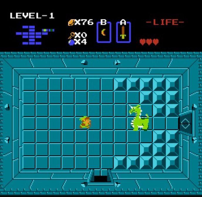 Enter the name: Zelda