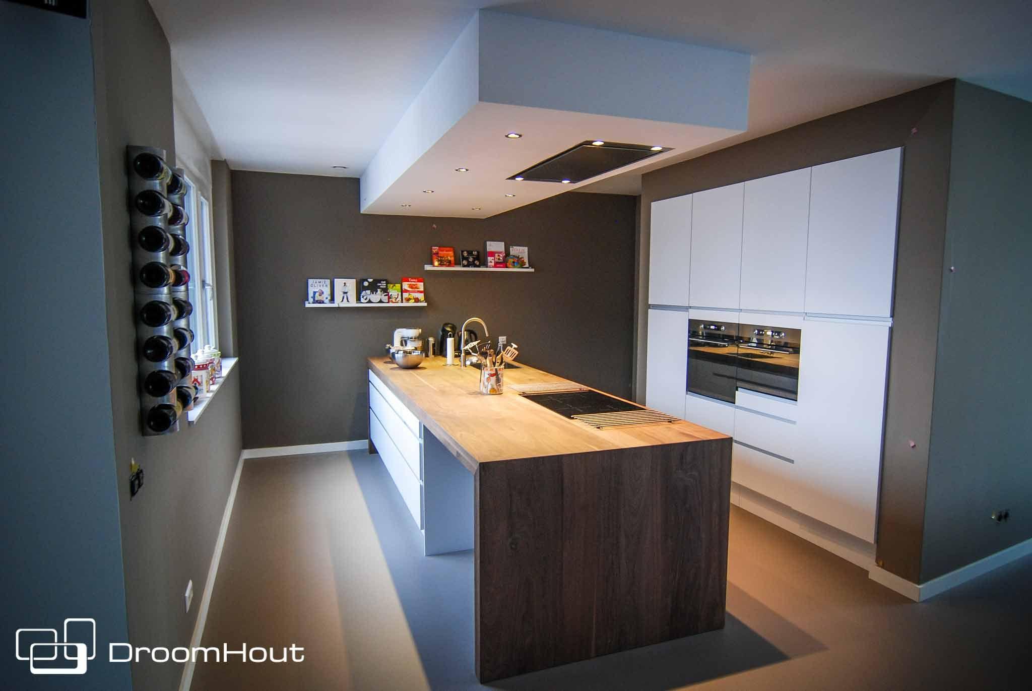 Droomhout keukenbladen maatwerk huis kitchens