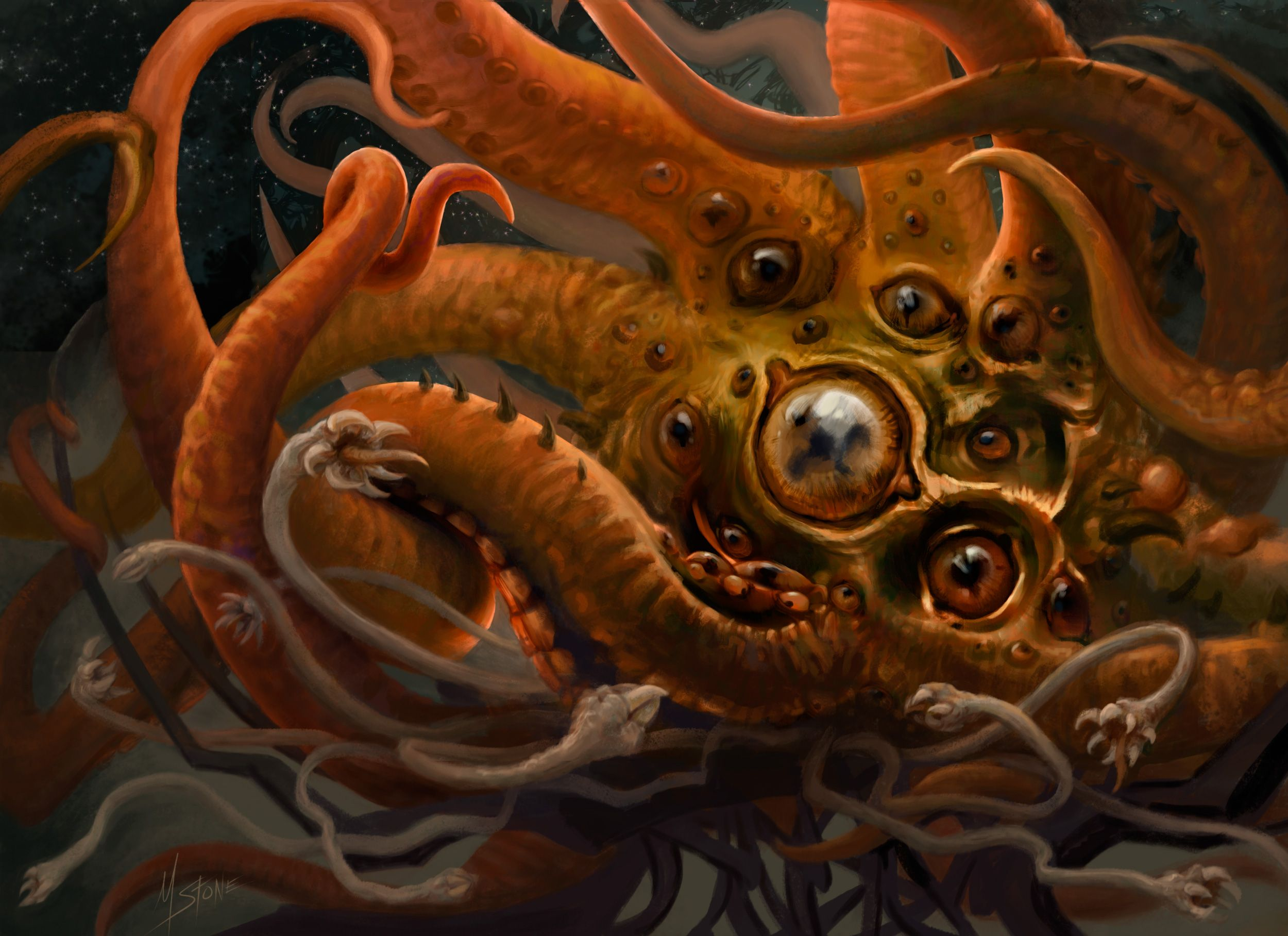 Yog Sothoth? Nyarlathotep? | Lovecraft cthulhu, Lovecraftian horror, Cthulhu mythos