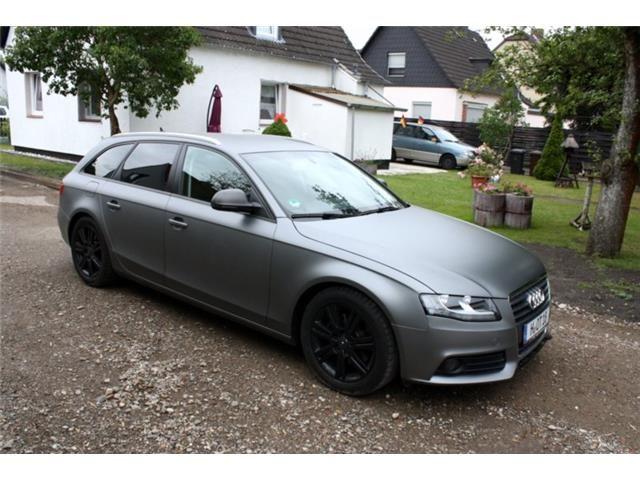 Audi A4 Avant 2 0 Tdi Dpf Ambiente Mit Standheizung Hu Neu 6