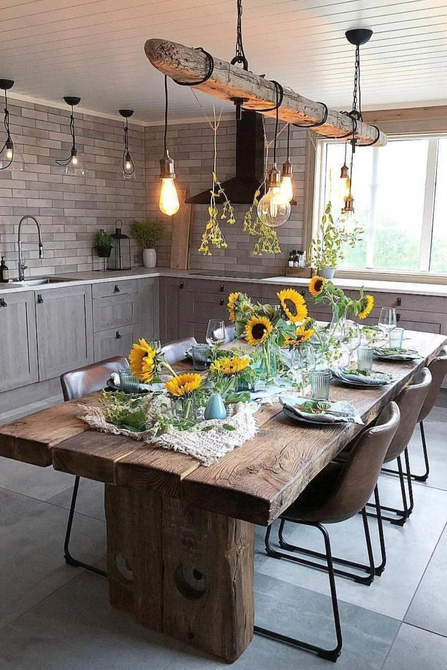 wow check out this stylish photo what an original design transitionaldiningroom boho style on boho chic kitchen id=50643