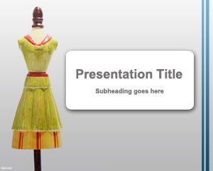 Mannequin Powerpoint Template Free Powerpoint Templates Powerpoint Templates Powerpoint Template Free Templates