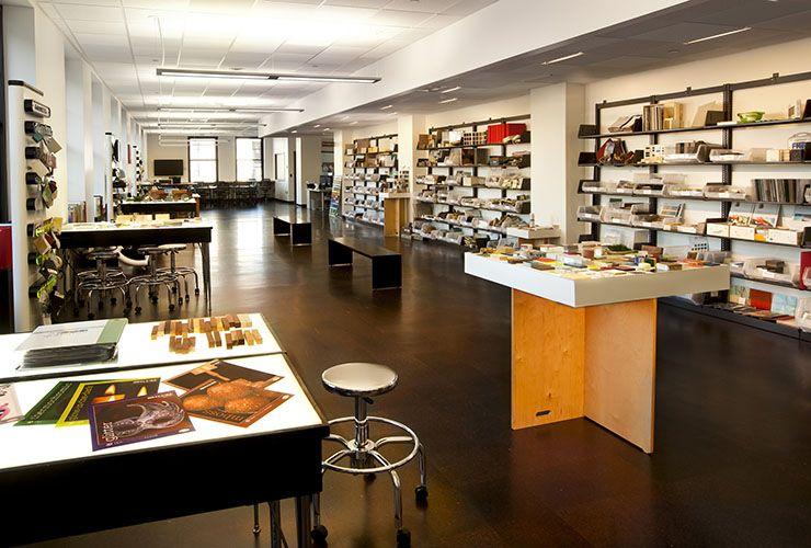 RISD Materials Library