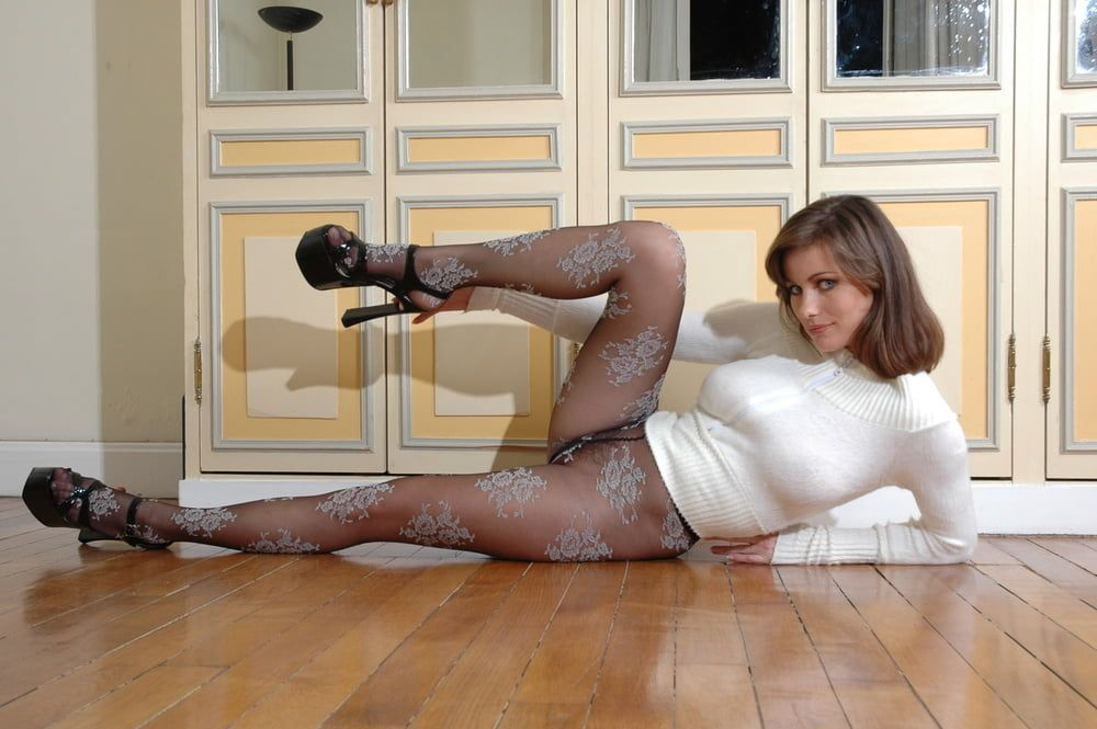 About one kyla cole pantyhose speaking