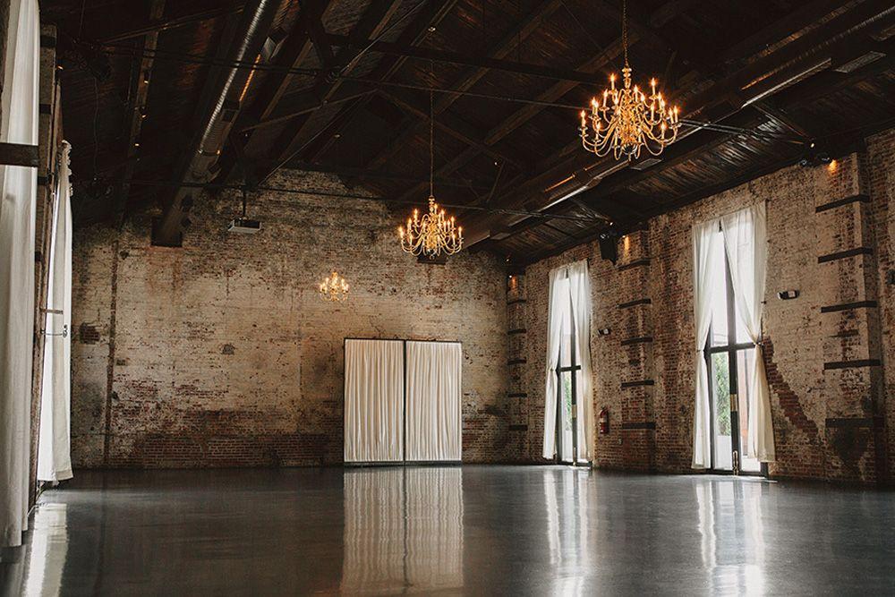 The Green Building Brooklyn Weddings New York City Reception Venues 11231