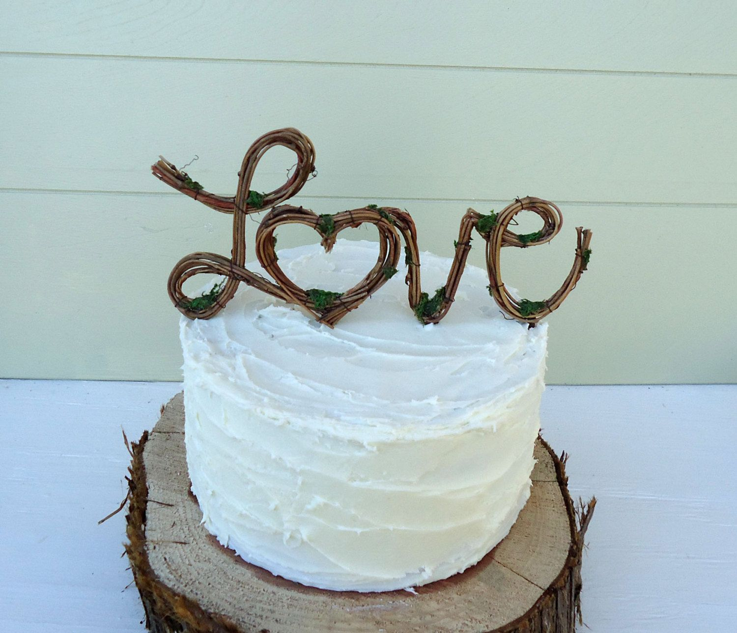Wedding cake topper love i think this is my favorite i also