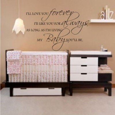 Baby Wall Quotes