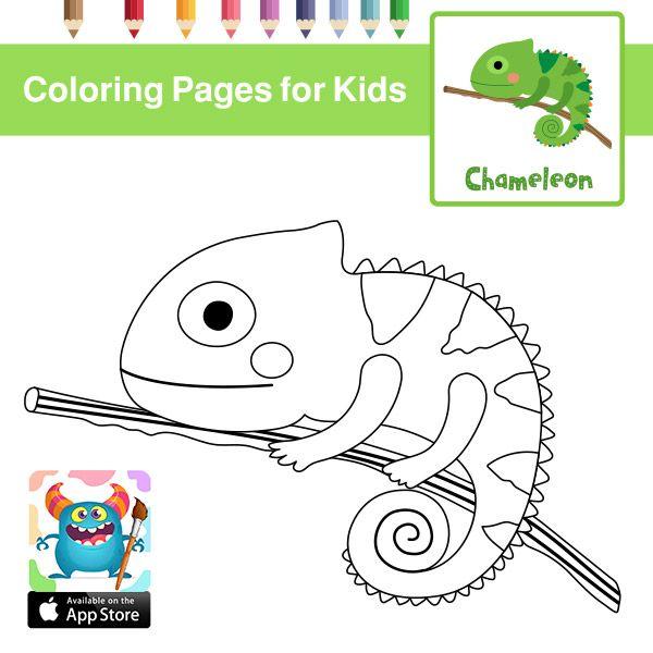 صور حيوانات للتلوين رسومات اطفال رسومات حيوانات الغابه للتلوين بالعربي نتعلم Easy Coloring Pages Coloring Pages For Kids Paper Crafts Diy Kids