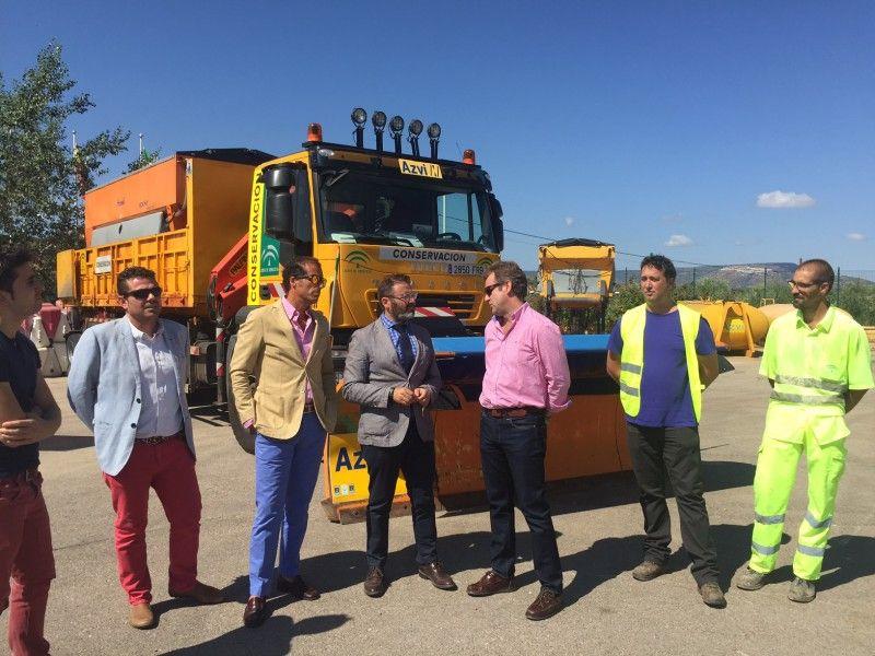 Cinco millones de euros para la conservación autonómicas de carreteras de la zona norte