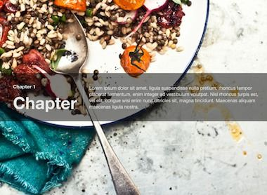 Cookbook Template For IBooks Author, Available At  Http://ibooksauthortemplate.com/