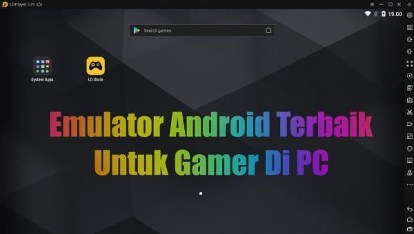 Cara Memasang Game Dan Aplikasi Android Di Laptop Menggunakan Ldplayer Android Aplikasi Android Aplikasi