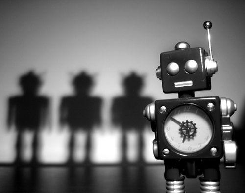 Roboto Noir - Littelostrobot flickr