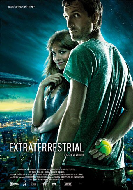 Spanish Sci Fi Extraterrestre Carteles De Peliculas Cine