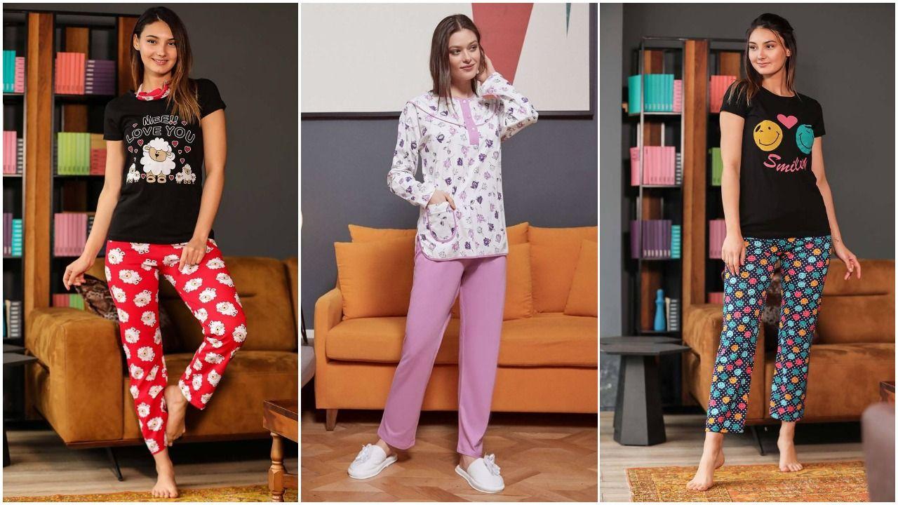قائمه لأفضل 10 مواقع تسوق بيجامات وملابس نوم رخيصه Top Shopping Sites Pajamas Fashion