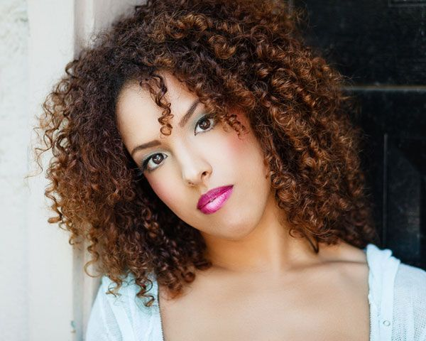 Shoulder Length Natural Curly Hairstyles Kerri 24