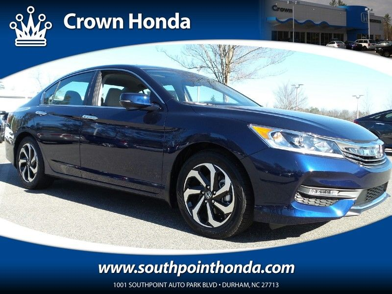 New 2016 Honda Accord EXL w/Navi & Honda Sensing For Sale