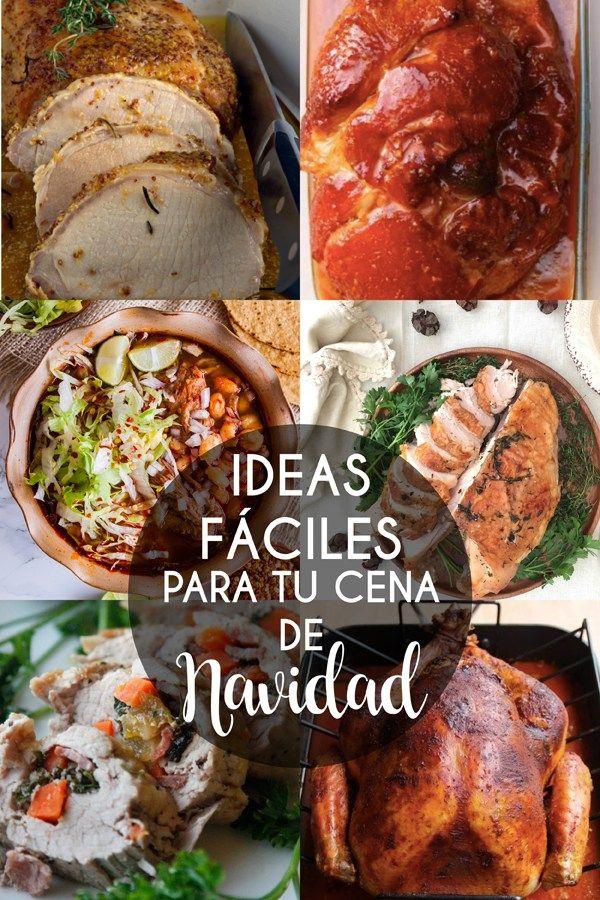 Ideas f ciles para tu cena de navidad cosina comida de - Cocina navidena espanola ...