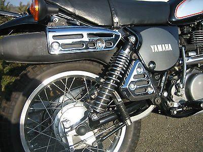 Yamaha Xt 500 S Como Enduro Y Enduro De Viaje En Bempflingen Yamaha Xt 500 Yamaha Motos
