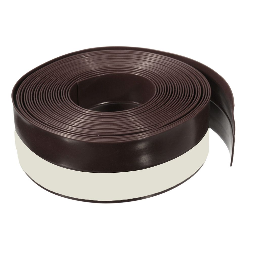 New 5M Self-adhesive Draught Excluder Strip Window Door Seal Weather Tape Rubber Brown  sc 1 st  Pinterest & New 5M Self-adhesive Draught Excluder Strip Window Door Seal Weather ...
