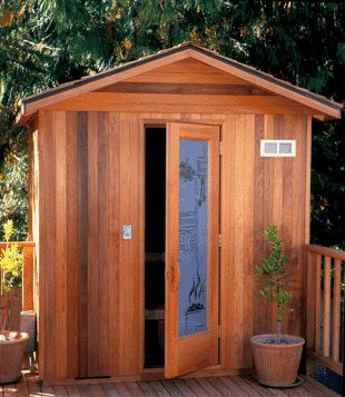 Building An Outdoor Sauna Preparation And Foundation Sauna