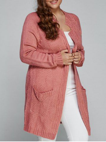 GET $50 NOW | Join RoseGal: Get YOUR $50 NOW!http://www.rosegal.com/plus-size-tops/plus-size-fisherman-knitted-pocket-775706.html?seid=2275071rg775706