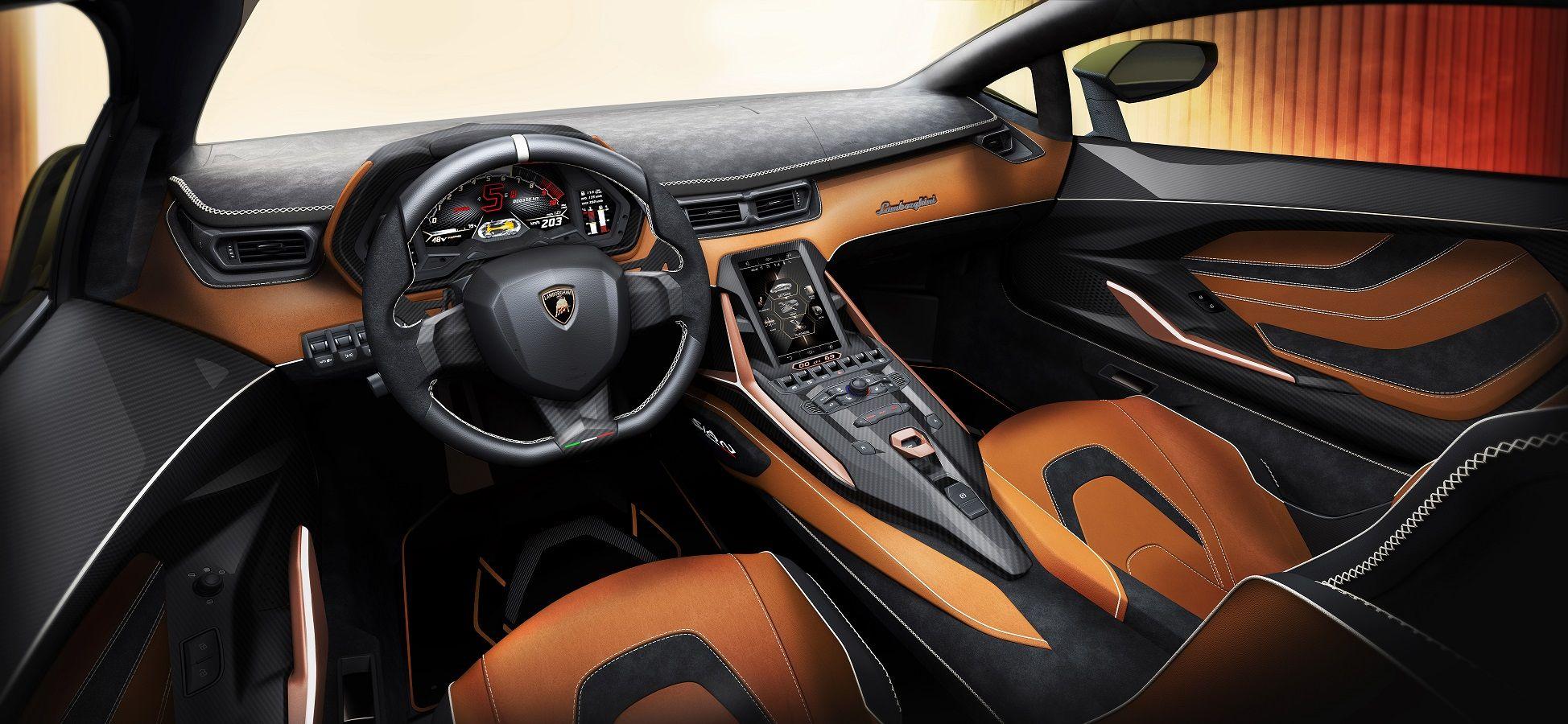 The Lamborghini Sián Hybrid Super Sports Car - GineersNow