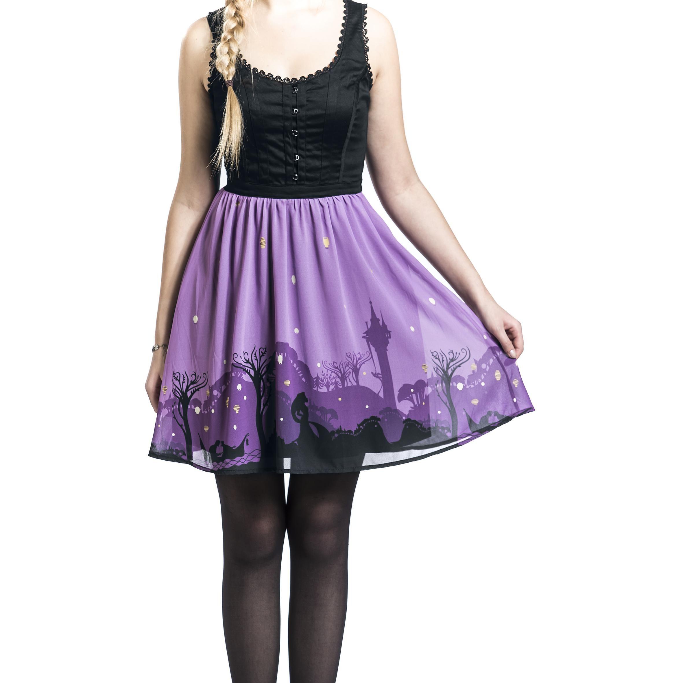 Tangled Corset-style Dress | Fun Clothing | Pinterest