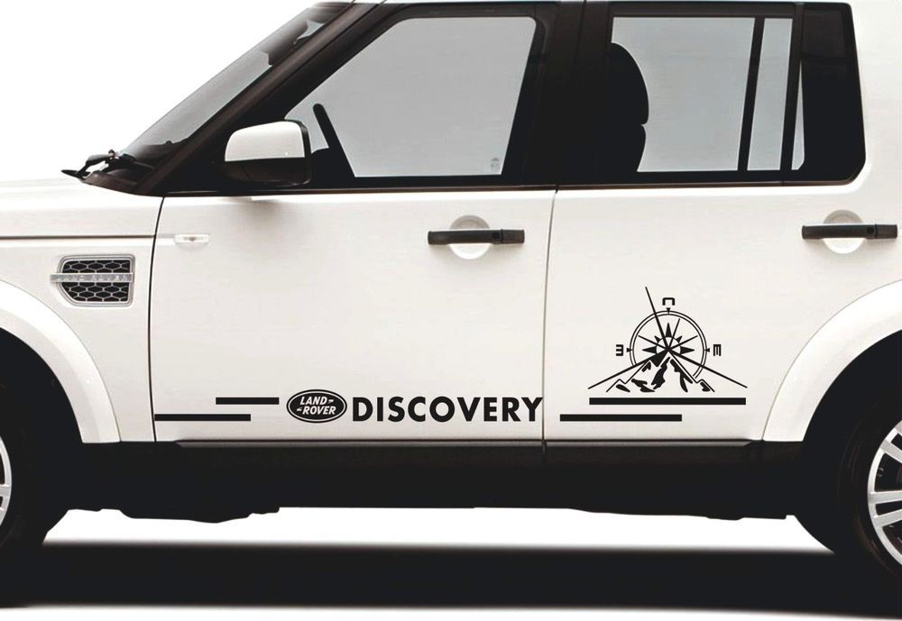 READ THIS Car Decal Sticker Land Rover Defender Discovery Freelander