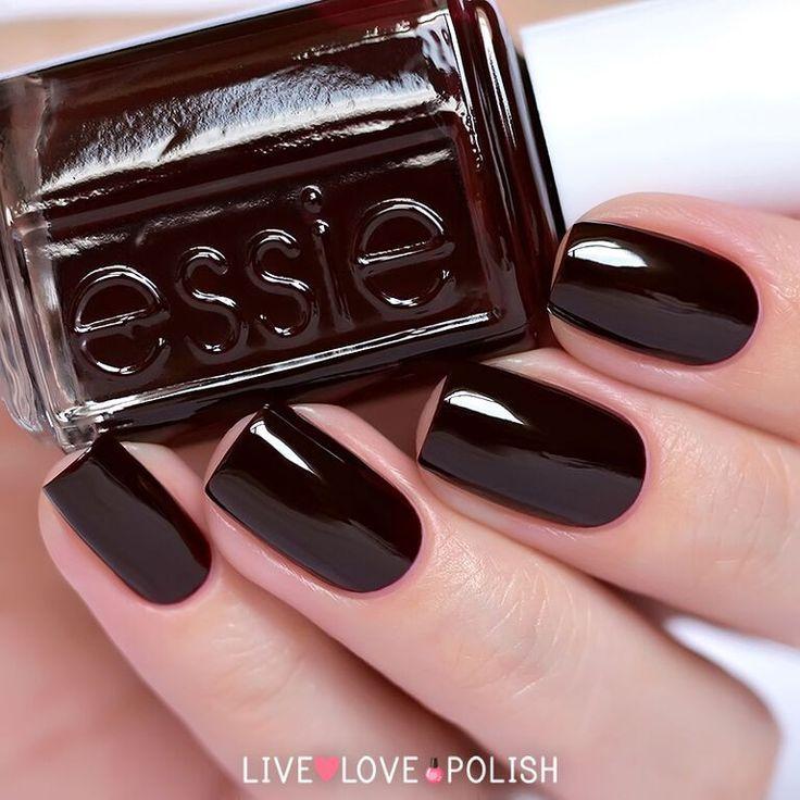 Essie Wicked Nail Polish | Glitter Nails | Pinterest