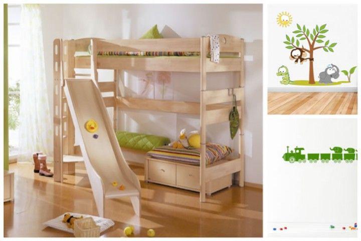 ideas habitaciones infantiles interiorismo -22 Diseño interior