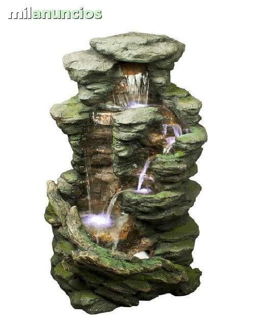 wwwmilanuncios mobiliario-de-jardin fuentes-de-cascada-de - fuentes de cascada