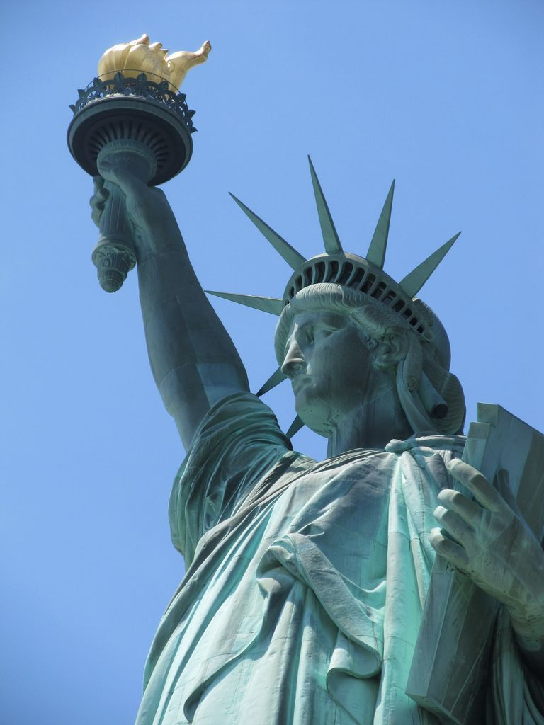 Fotos De La Estatua De La Libertad De Nueva York