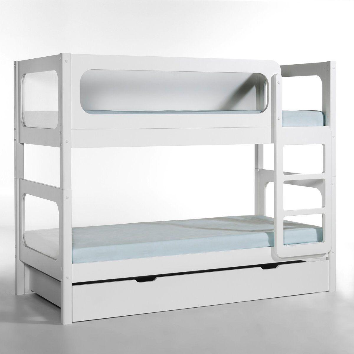 lits superpos s pilha am pm la redoute enfants. Black Bedroom Furniture Sets. Home Design Ideas