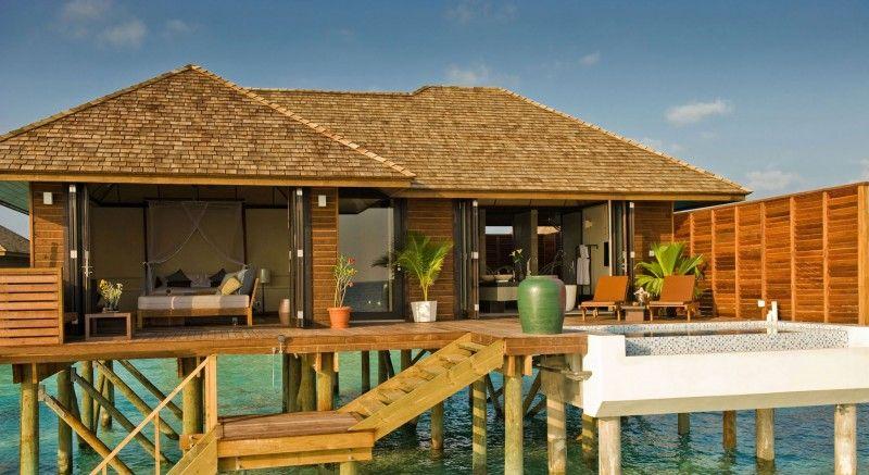 Lily Beach Resort Spa Interior Design