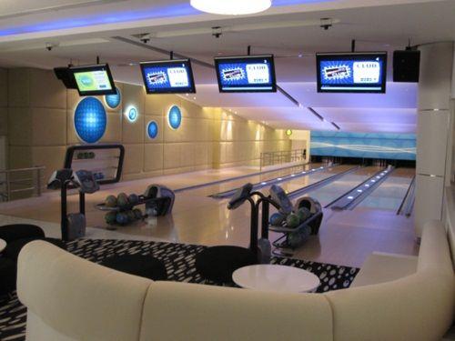 Gallery Home Bowling Alley Dream Home Design Arcade Room