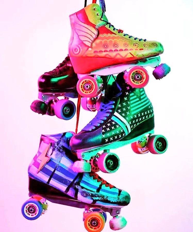 Por Ti Cambie Matteo Y Tu Roller Girl Girls Roller Skates Roller Shoes