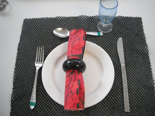 Table Setting Activity from Montessori Nature & Table Setting Activity from Montessori Nature | Table Setting for ...