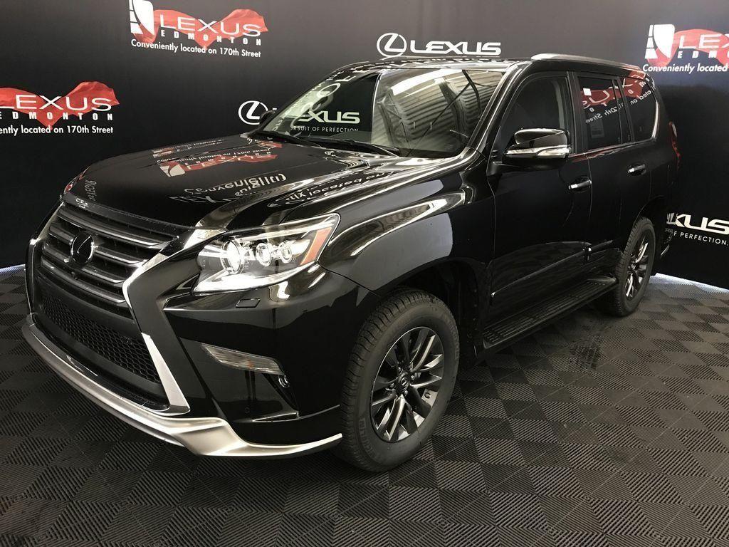 Used 2018 Lexus Gx 460 4 Door Sport Utility In Edmonton Ab L14122