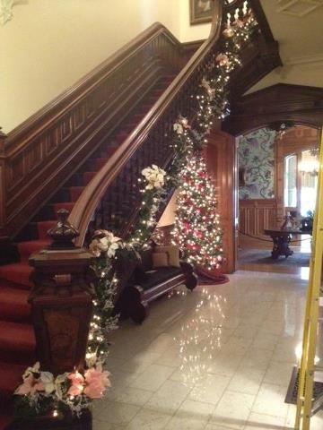 A Phelps Mansion Christmas
