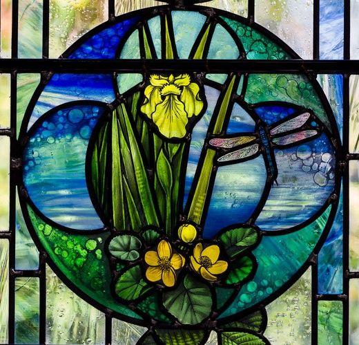 Deborah Lowe stained glass