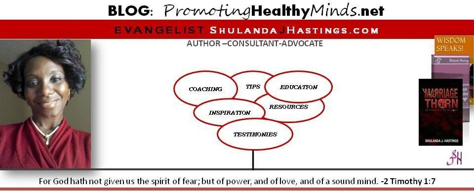 Promoting Healthy Minds! « By Breaking Barriers