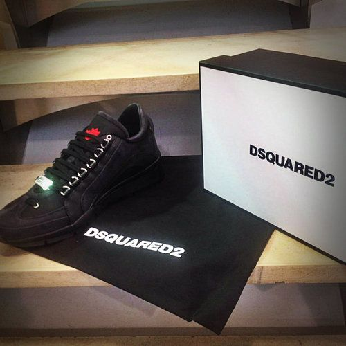 F/W 14 #Dsquared2 Shoes #incrocio