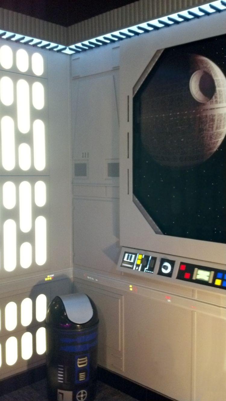 Star Wars Movie Set Den Build Star Wars Room Star Wars Bathroom Star Wars Basement