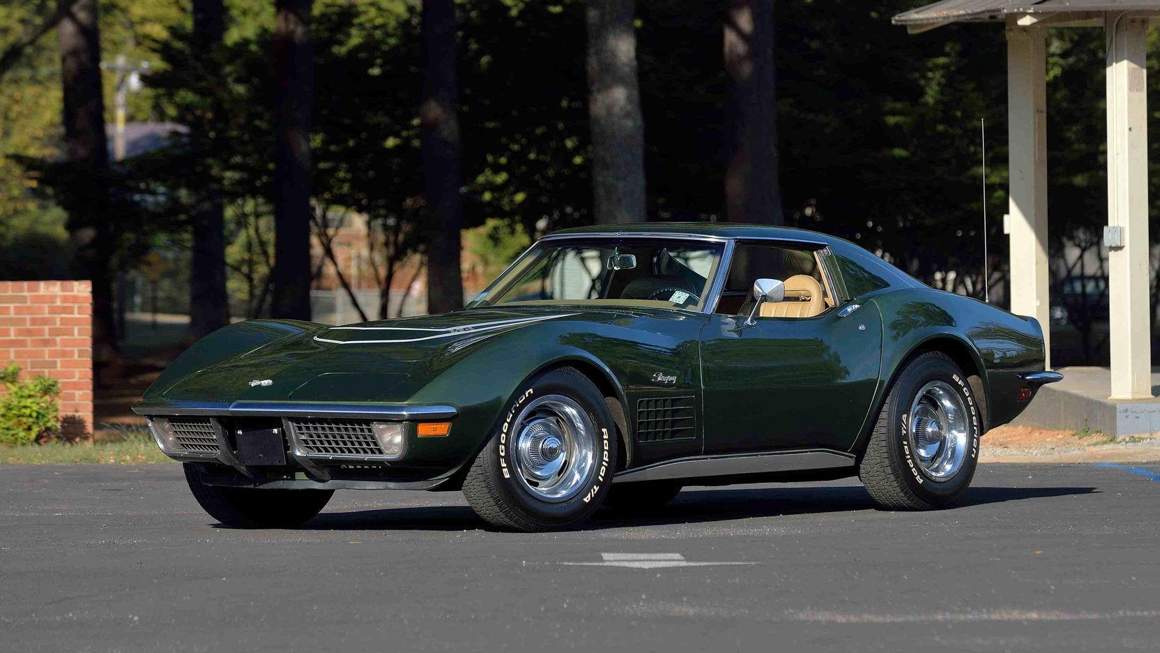 1970 Chevrolet Corvette Lt1 Coupe 350 370hp 4bbl Sbc V8 4 On The Floor 4 11 Posi Chevrolet Corvette Corvette Chevrolet