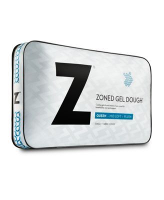Malouf Z Z Gel Infused Dough Pillow