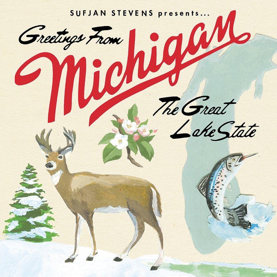 Five Reasons Sufjan Stevens' Michigan Gave Us Hope