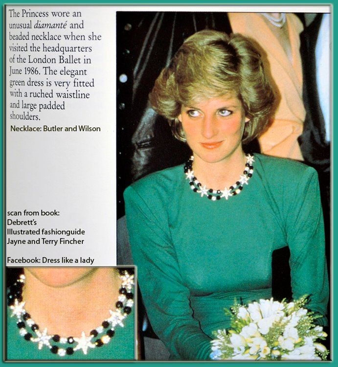 Hrh diana princess of wales jewelry via for Princess diana jewelry box