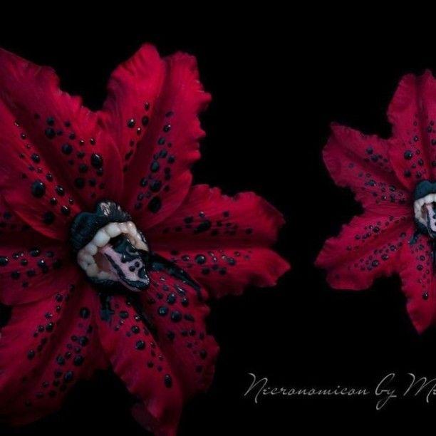 #melavia #lily #dentalart #creativejewelry #цветы #handmade #заколка #зубоцвет #губоцвет #lipsflower #lips #teeth