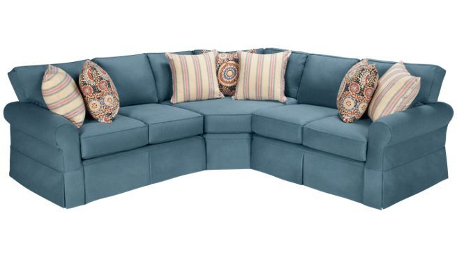 Four Seasons - Daniel - 3 Piece Sectional - Sectionals for Sale in MA RI  sc 1 st  Pinterest : 3 piece sectional sofa sale - Sectionals, Sofas & Couches